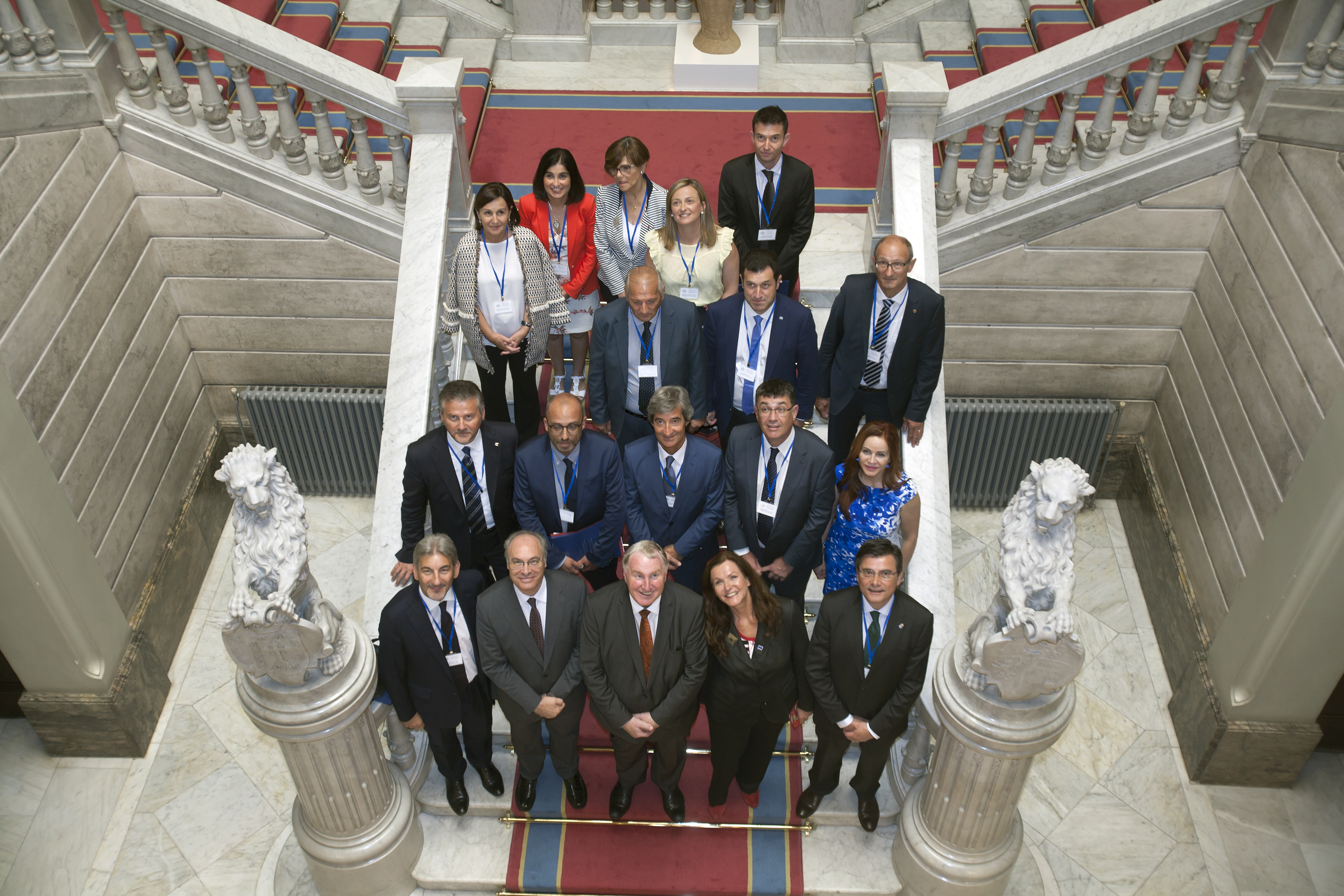 CALRE's 20th anniversary: President Lambertz calls on regional parliaments to contribute to the reflection on Europe