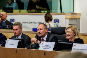 EU Budget post-2020: cohesion policy is a shared priority for local leaders, European Commission and territorial associations