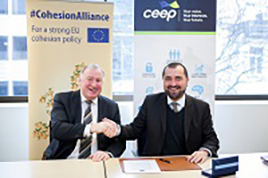 CEEP joins forces with European Committee of the Regions by signing up to the #CohesionAlliance