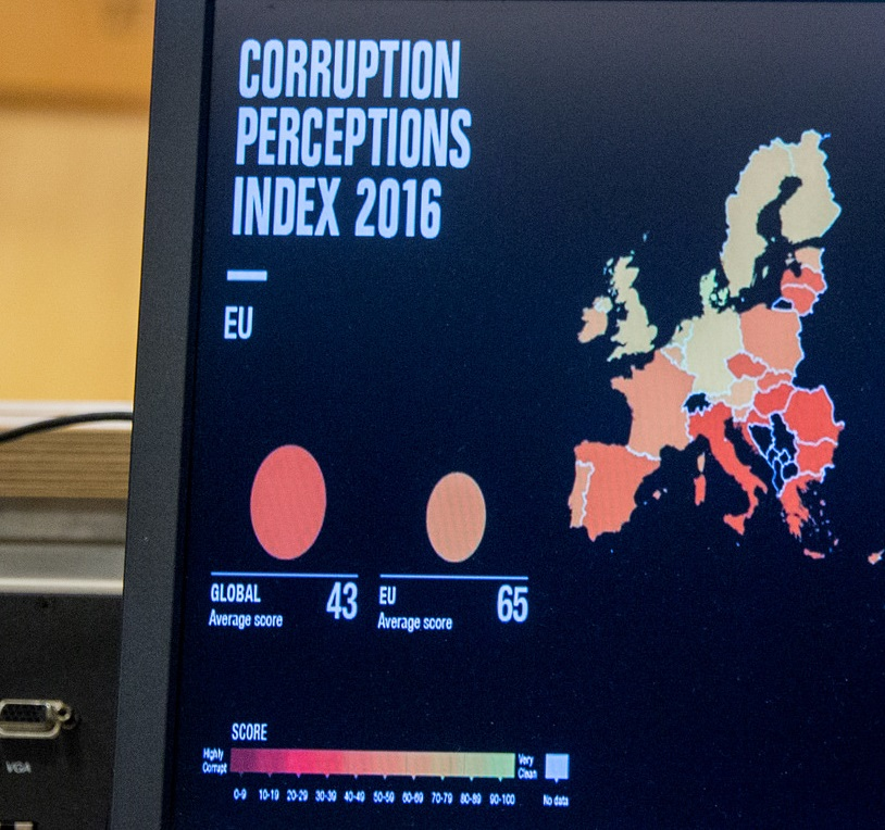 Stark assessment of corruption within Europe's local and regional administrations