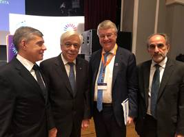 Western Greece concludes its 2017 EER year with a high-level international conference