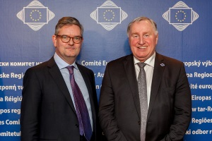 "Thursday 8 March 2018: EU Mayors' Conference on ""Building Urban Defences Against Terrorism"" in Brussels"