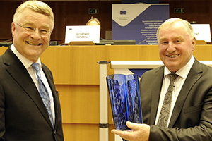 Karl-Heinz Lambertz elected President of the European Committee of the Regions
