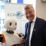 Robotics experts meet with decision makers of cities and regions to boost innovation