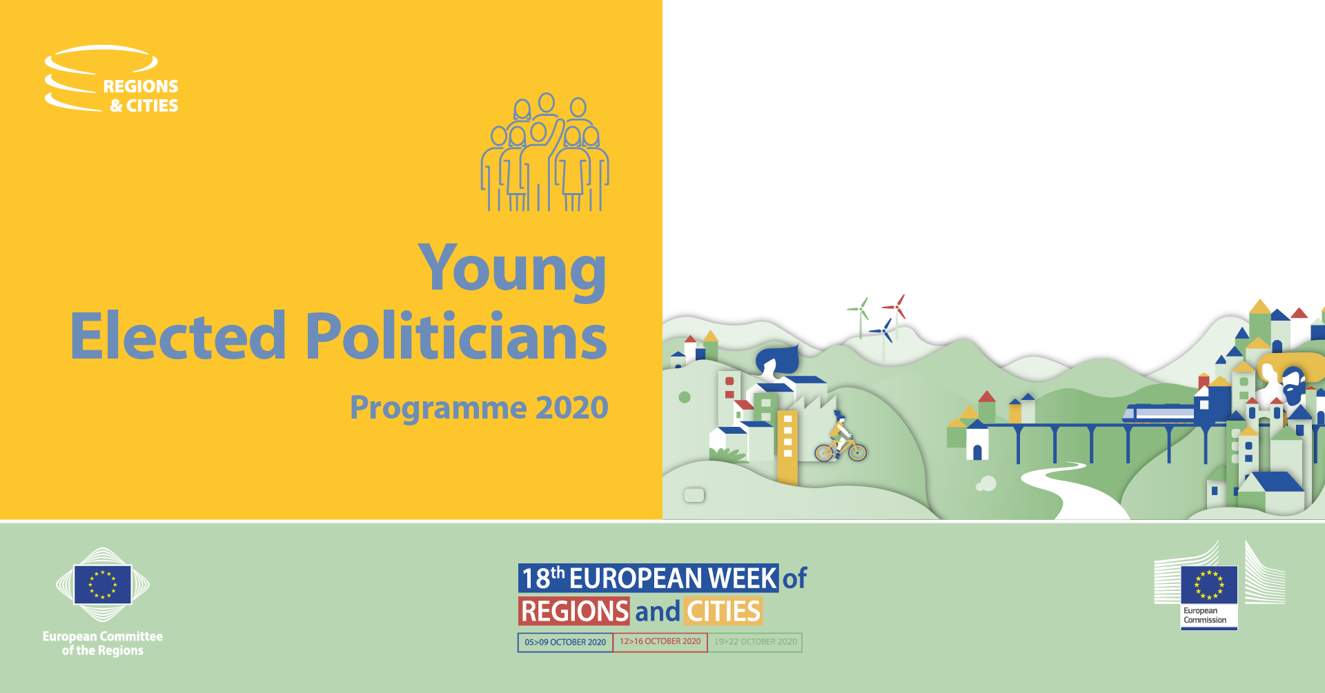 Young Elected Politicians - European Week of Regions and Cities 2020
