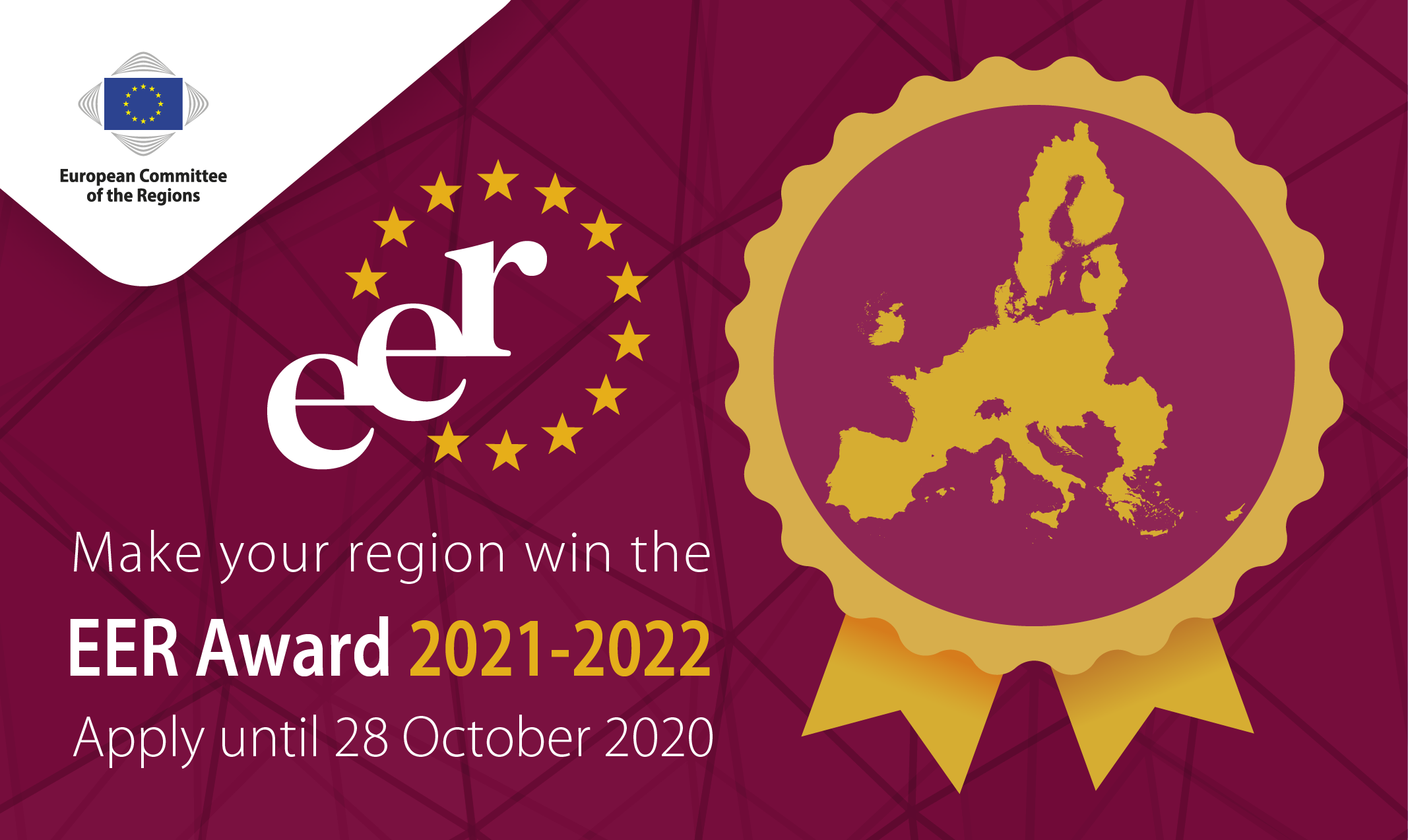 Launch of a special bi-annual EER Award 2021-2022 edition