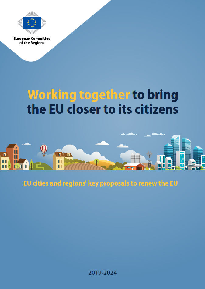 Working together to bring the EU closer to its citizens