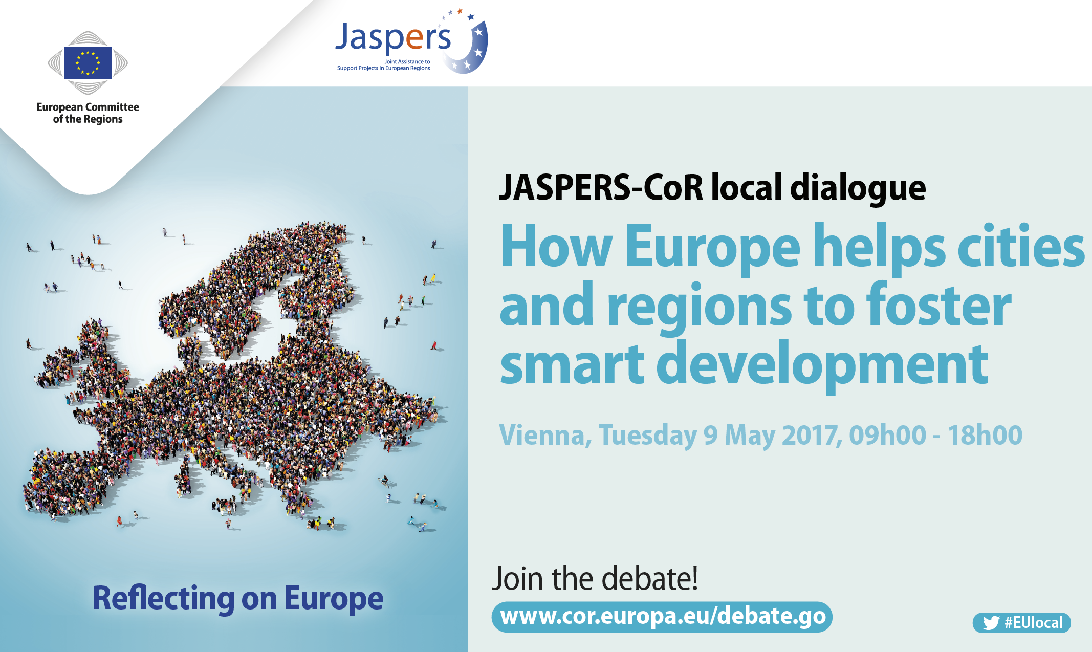 How Europe helps cities and regions to foster smart development