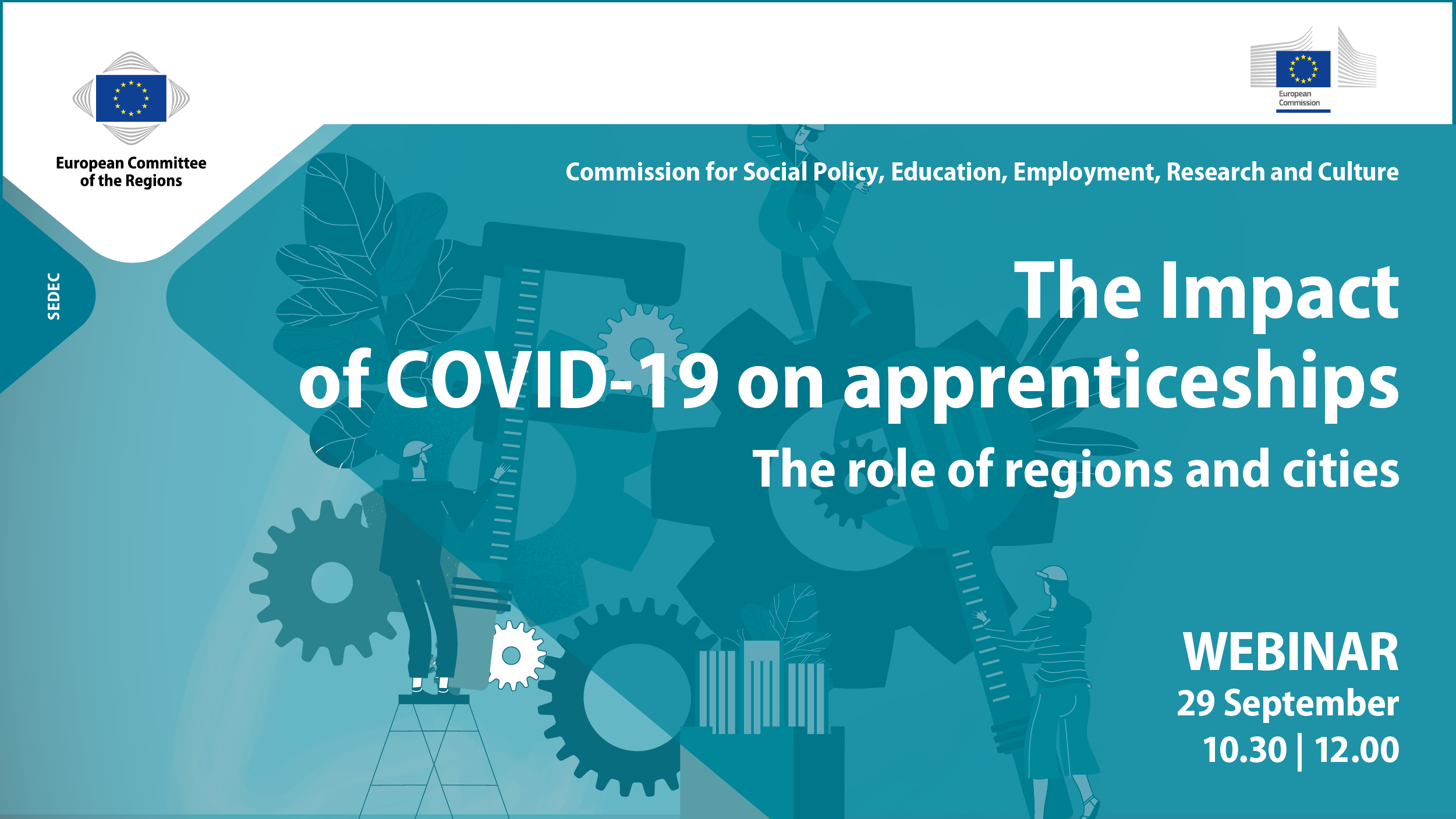 The impact of COVID-19 on apprenticeships. The role of regions and cities.