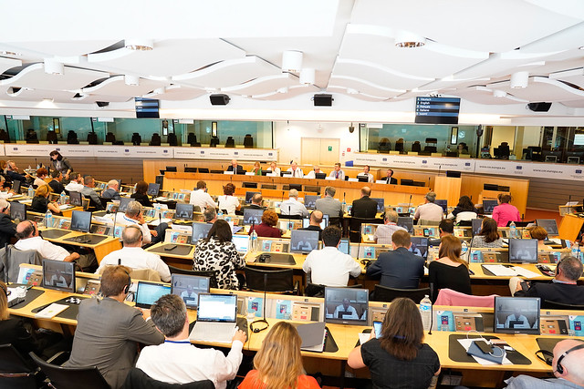 European Committee of the Regions and Congress of Local and Regional Authorities of the Council of Europe celebrate their 25th anniversary
