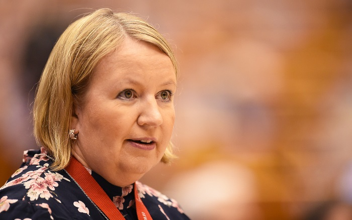 Anne Karjalainen becomes new chair of the CoR's SEDEC Commission