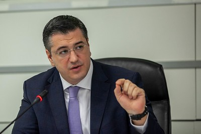 """EU Budget risks being a failure for people and a gift to populism"" warns CoR President Apostolos Tzitzikostas"