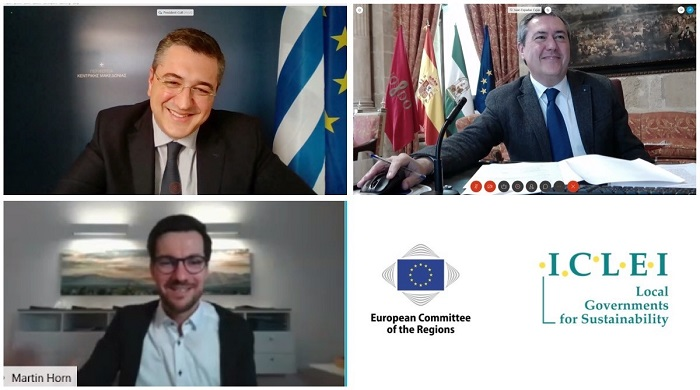 Climate action: European Committee of the Regions and ICLEI renew partnership