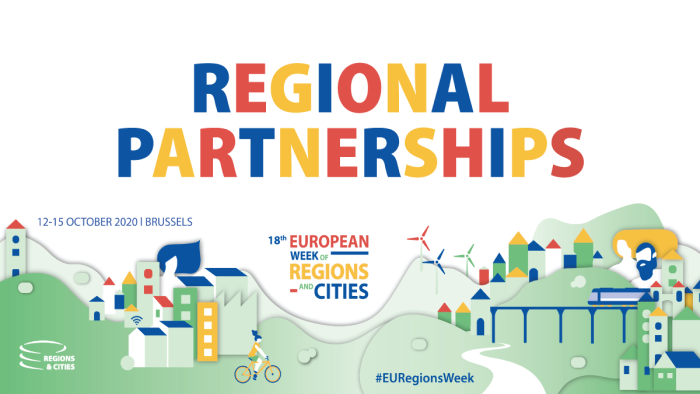#EURegionsWeek 2020: Are you still looking for partners for a Regional Partnership?