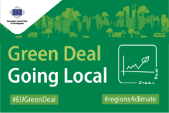 "The CoR launches the survey: ""Is the Green Deal fit for combatting climate change in EU regions and cities?"""