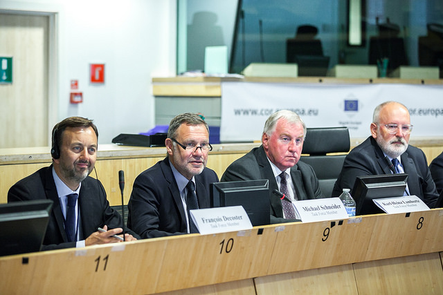 Subsidiarity Task Force: National and regional parliaments ask for being given more weight in EU decision-making