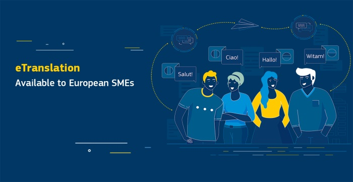 EU's machine translation tool now available to SMEs