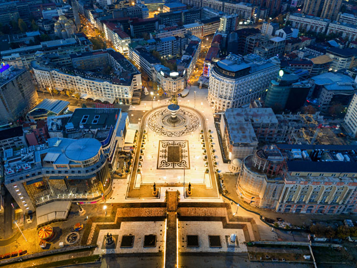 EU Funding for North Macedonia Municipalities
