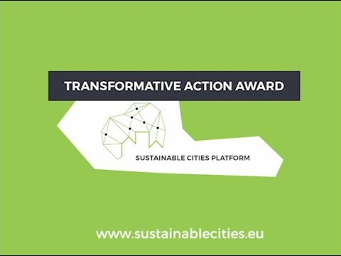 Who's running for the Transformative Action Award 2018?
