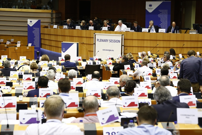 EU Budget and recovery plans under scrutiny at European Committee of the Regions plenary