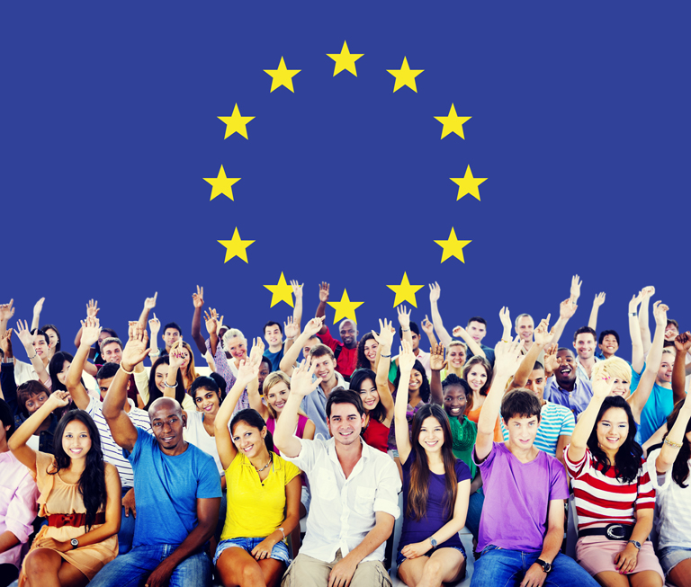 What is the role of young people in the future of Europe?