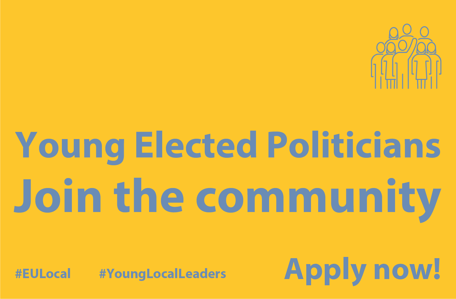 Young Elected Politician Programme 2021: Application Period is Open
