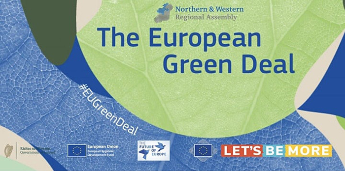 Kicking off the Green Deal in Northern and Western Ireland
